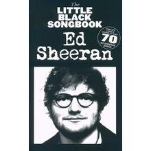 Hal Leonard Little Black Book Ed Sheeran