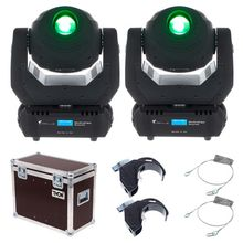 Stairville MH-x30 LED Spot Moving Bundle