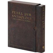 Hal Leonard Pearl Jam Anthology Scores