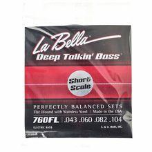 La Bella 760FL-S Deep Talkin Bass