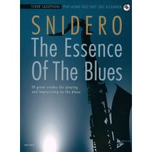 Advance Music Essence Of Blues T-Sax