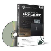 DVD Lernkurs Hands on Kemper Profiler Amp