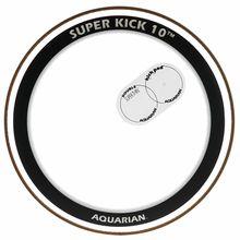 """Aquarian 18"""" Superkick Ten clear"""