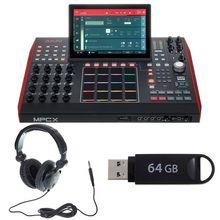 AKAI Professional MPC X Headphone Bundle