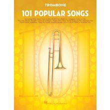 Hal Leonard 101 Popular Songs Trombone