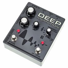 Death by Audio Deep Animation - OD Filter