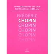 Bärenreiter Chopin Easy Piano Pieces