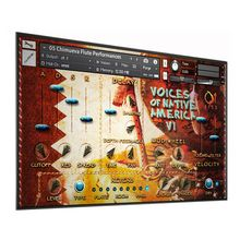 Q Up Arts Voices of Native America V1