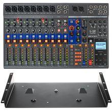 Zoom LiveTrak L-12 Rack-Kit Bundle