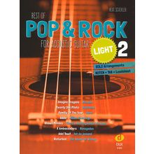Edition Dux Pop & Rock Acoustic Light 2