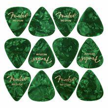 Fender Green Moto Pick Medium
