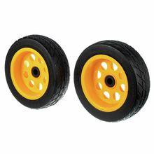"""RockNRoller RWHLO10X3 10""""x3"""" Rear Wheels"""