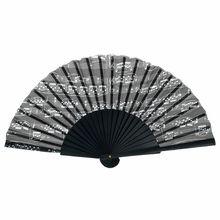 agifty Hand Fan Sheet Music Black