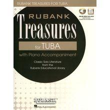 Rubank Publications Rubank Treasures for Tuba