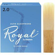 DAddario Woodwinds Royal Alto Saxophone 2.0