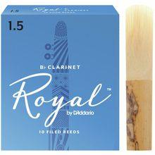 DAddario Woodwinds Royal Bb- Clarinet 1.5