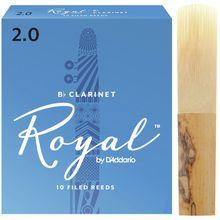 DAddario Woodwinds Royal Bb- Clarinet 2.0