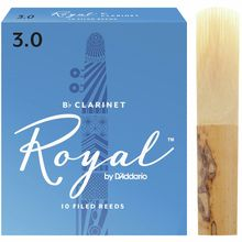 DAddario Woodwinds Royal Bb- Clarinet 3.0