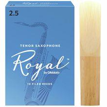 DAddario Woodwinds Royal Tenor Saxophone 2.5