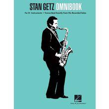 Hal Leonard Stan Getz Omnibook Bb