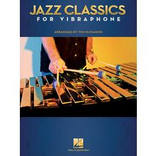 Hal Leonard Jazz Classics For Vibraphone