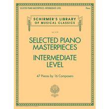 G. Schirmer Piano Masterpieces Inter