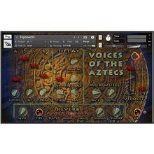 Q Up Arts Voices of the Aztecs