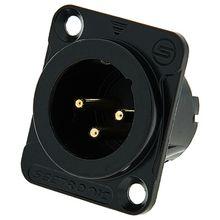 Seetronic MJ3F2C-BG 3pin XLR black
