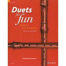Schott Duets for Fun Treble Recorder