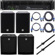 HK Audio Premium PR:O 12 Power Bundle