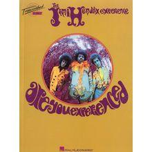 Hal Leonard J.Hendrix Are You Experienced