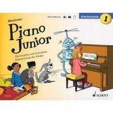 Schott Piano Junior Schule 1