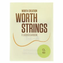 Worth Strings CL-63 Light Tenor Set Ukulele