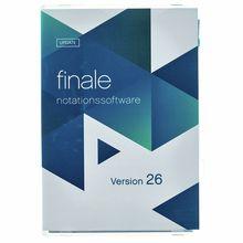 MakeMusic Finale 26 (D) Update 25