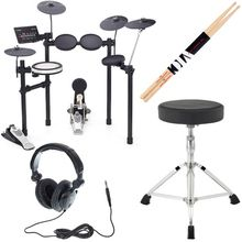 Yamaha DTX482K E-Drum Set Bundle