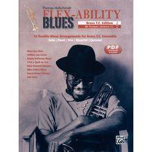 Alfred Music Publishing Flex-Ability Blues Brass T.C.