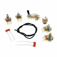 Allparts Semi-Hollow Wiring Kit