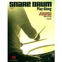 Hal Leonard Snare Drum Play-Along