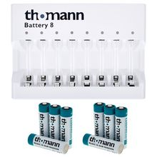 Thomann Battery 8 Set