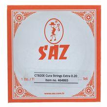 Saz CTB20E Cura Extra Strings