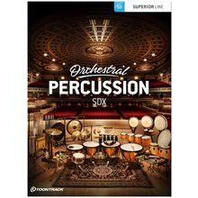 Toontrack SDX Orchestral Percussion