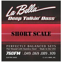 La Bella 760FM-S Deep Talkin Bass