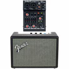 Fender Monterey Live Bundle