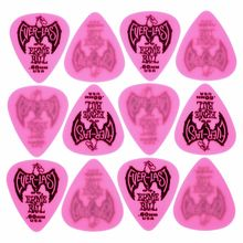 Ernie Ball Everlast Picks 0,60 mm Pink
