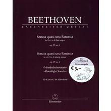 Bärenreiter Beethoven Sonata quasi una