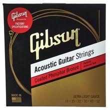 Gibson Coated Phosp. Bronze Ult.Light