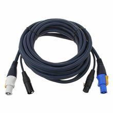 Showtec Power Twist / DMX Cable 6,0m