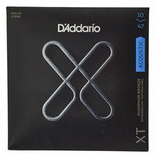 Daddario XTAPB1047-12 Light