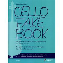 Schott Cello Fake Book