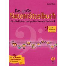Edition Dux Das große Notenrätselbuch